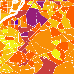 Community Info for District Heights MD Demographics Census
